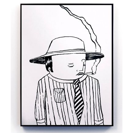 Doctor Eye Original Art -  Patience