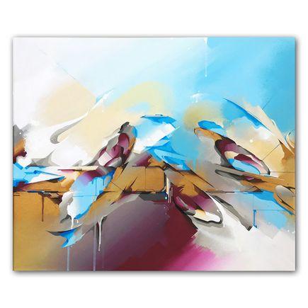 Does Art - Come Clarity - Original Artwork
