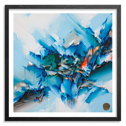 Does Art - Dreamlike - Hand-Embellished Edition - Framed