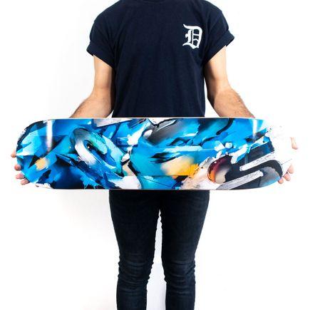 Does Art Print - 'Molitor' - Skate Deck Variant