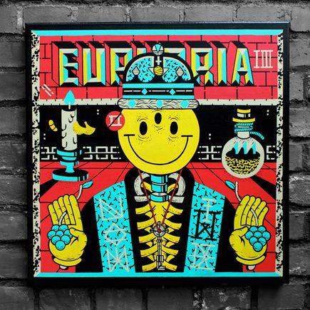 Dxtr Original Art - Euphoria