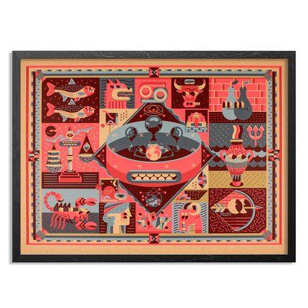 Dxtr Art Print - Zodiac
