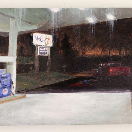 Ed Foster Art - - No Exit -