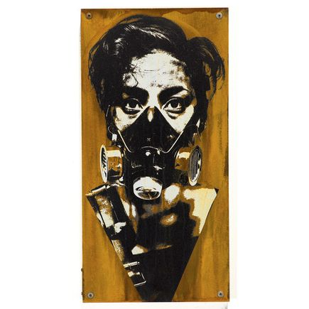 Eddie Colla Hand-painted Multiple - BLNT - Hand-Painted Multiples