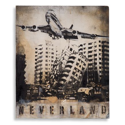 Eddie Colla Original Art - Neverland