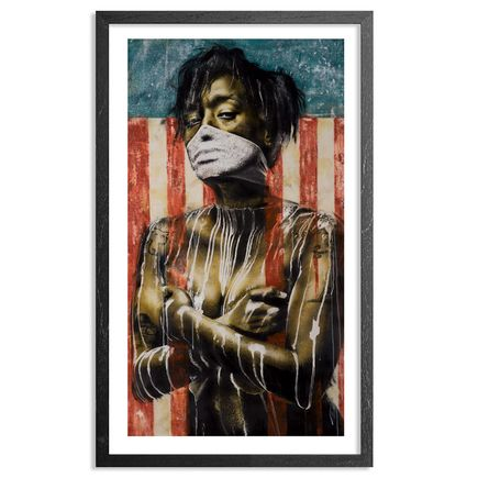 Eddie Colla Art - The Residue Of Arrogance - Standard Edition