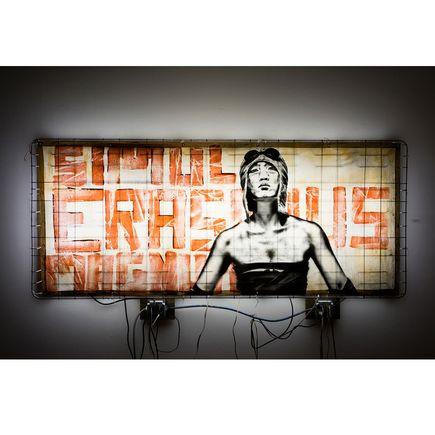 Eddie Colla Original Art - Simul Erasmus Magnum