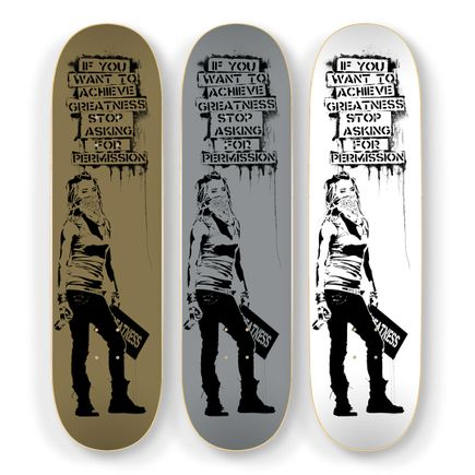 Eddie Colla Art Print - 3-Deck Set - Eddie Colla