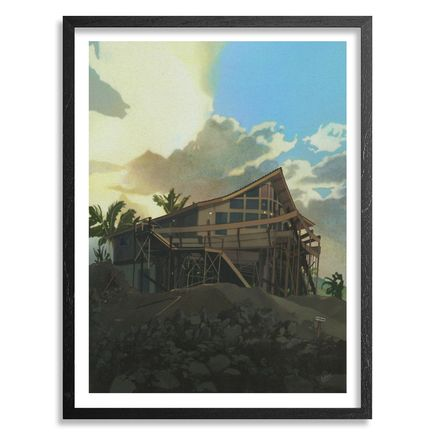Edwin Ushiro Art Print - The Kehala House