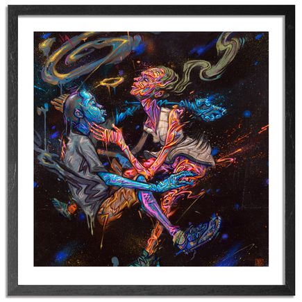 Ekundayo Art Print - Paradoxical Unity - 24 x 24 Inch Edition