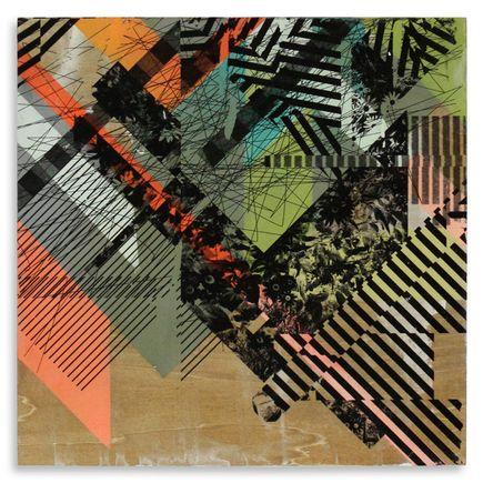 Ellen Rutt Original Art - Divide & Conquer 1