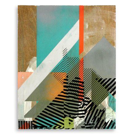 Ellen Rutt Original Art - Divide & Conquer 3