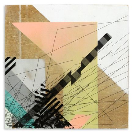 Ellen Rutt Original Art - Divide & Conquer 4