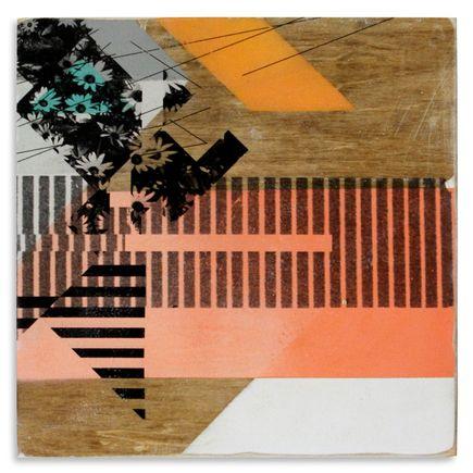 Ellen Rutt Original Art - Divide & Conquer 5