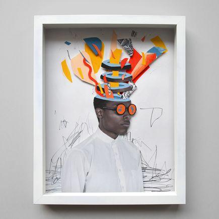 Ellen Rutt Original Art - Overthinking