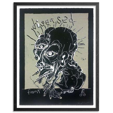 Emmeric Konrad Art Print - Diseased