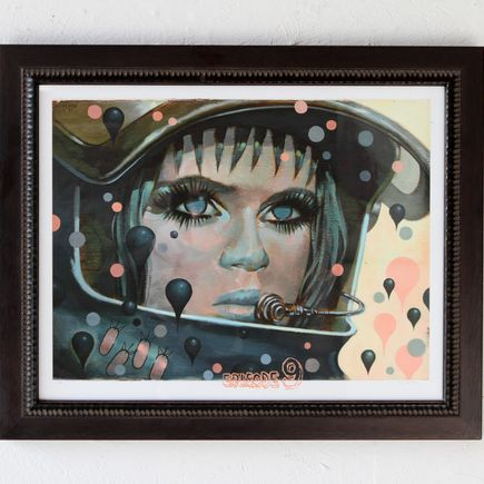 Glenn Barr Art Print - Episode 9 - Framed Limited Edition Print