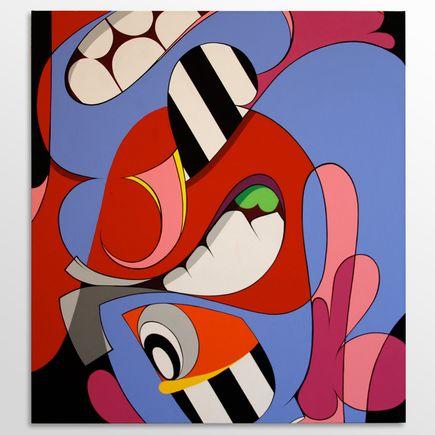 Eric Inkala Original Art - Gentle Giant - Original Artwork