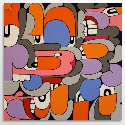 Eric Inkala Original Art - Cluster Bum - Original Artwork