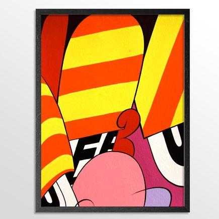 Eric Inkala Original Art - The Creeper Series 5 - Original Artwork
