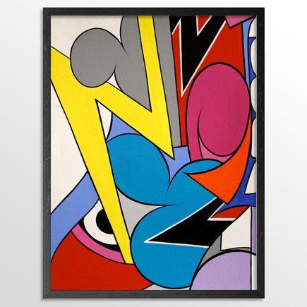 Eric Inkala Original Art - The Creeper Series 6 - Original Artwork