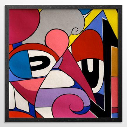 Eric Inkala Original Art - The Creeper Series 7 - Original Artwork