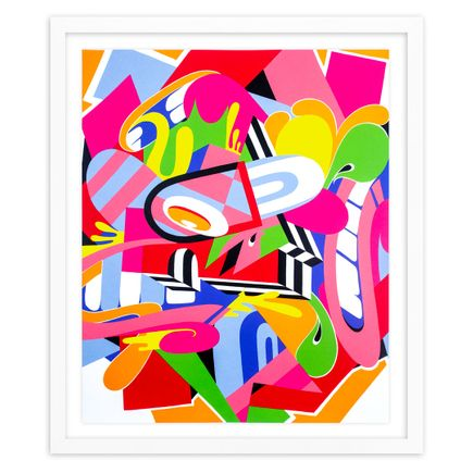 Eric Inkala Art Print - Infinite Flash - Standard Edition