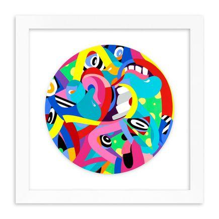 Eric Inkala Art Print - SkyHigh - Standard Edition