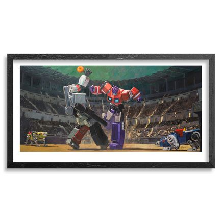 Eric Joyner Art Print - First Strike - Limited Edition Prints