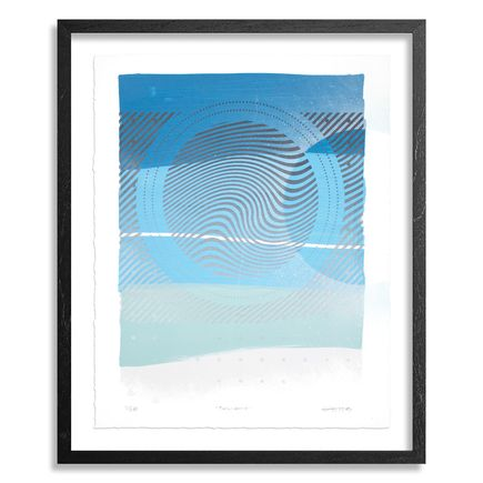Erik Otto Art Print - Wavelengths - Twilight Edition