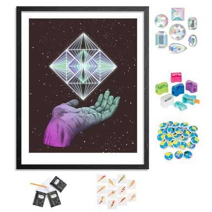 Essy May Art Print - Game Changer