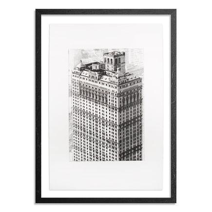 Esteban Chavez Art Print - Book Cadillac Hotel