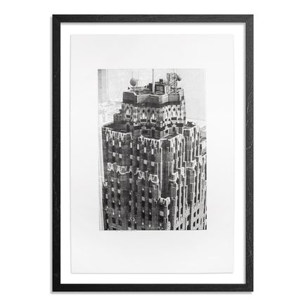Esteban Chavez Art Print - Guardian Building