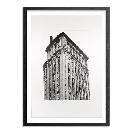 Esteban Chavez Art Print - Michigan Central Depot