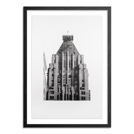 Esteban Chavez Art Print - Fisher Building