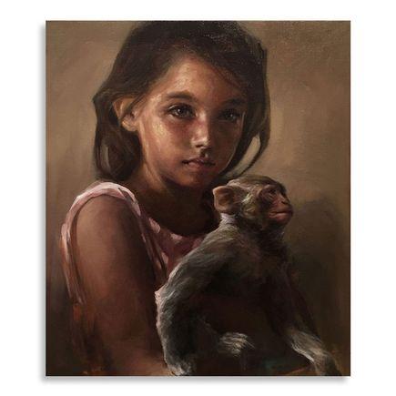 Evoca Original Art - Caroline