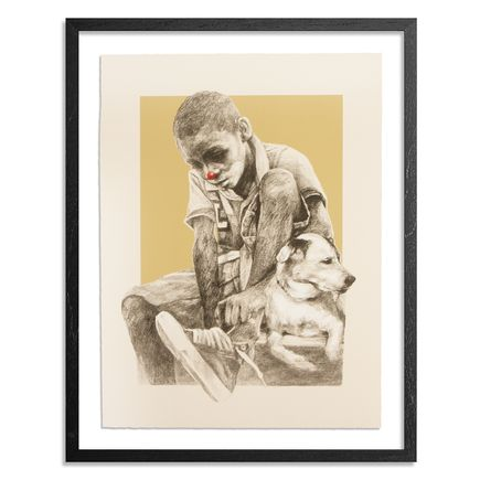 Evoca Art Print - Moments Before