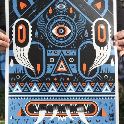 Niark1 Art Print - Exorbitus