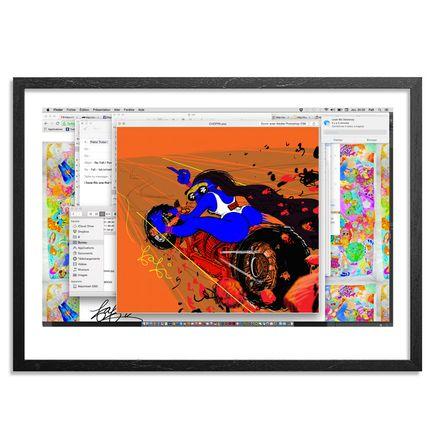 Fafi Art Print - Choppa