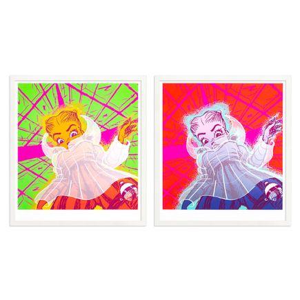 Fafi Art Print - 2-Print Set - LaPetite Finding Birtak - Variant I + II