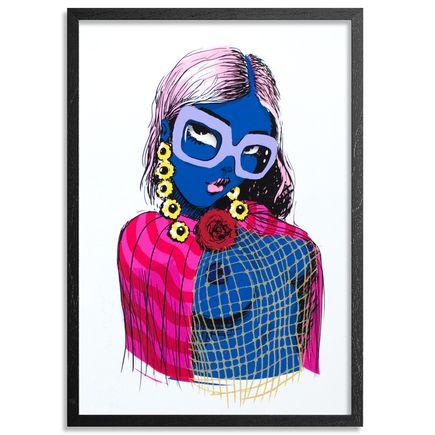 Fafi Art Print - GUCCI SS16