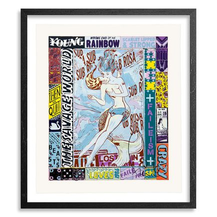 Faile Art Print - Sub Rosa World