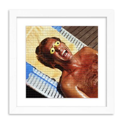 Roger Steffens / The Family Acid Art Print -  Sunny Silverman - Blotter Edition