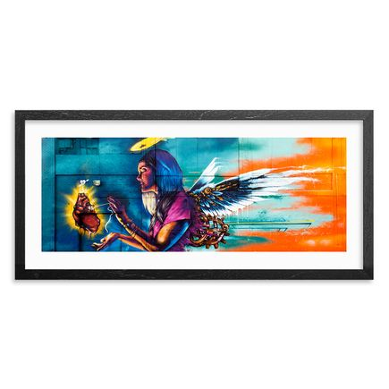 Fel3000Ft Art Print - Heart Strings