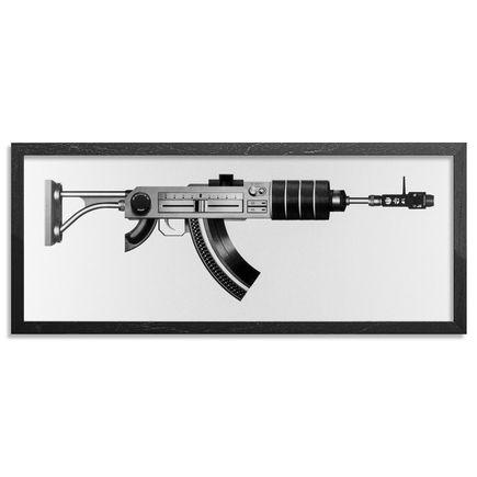 Fil Fury Art Print - AK40Heaven