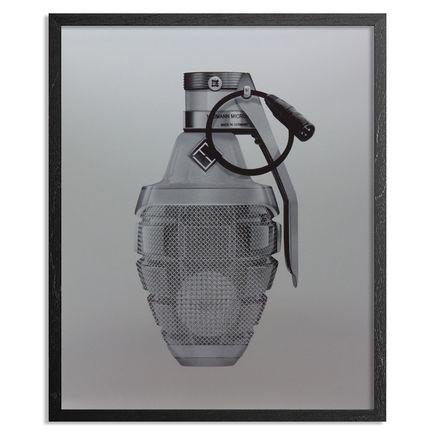 Fil Fury Art Print - Lyric Bomb - 10 x 12 Inch Edition