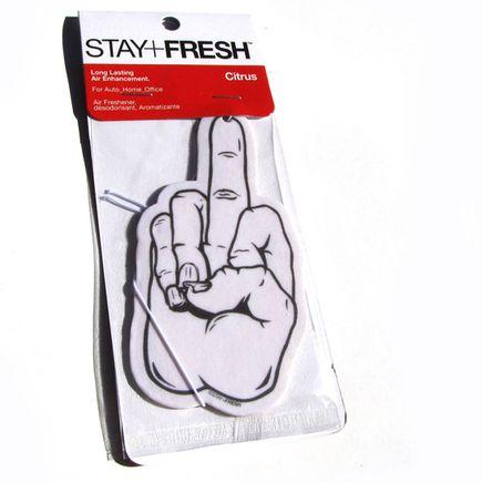 Stay+Fresh Art - Finger Air Freshener