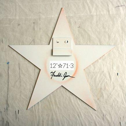 Franklin Jonas Hand-painted Multiple - Stars 15 of 30