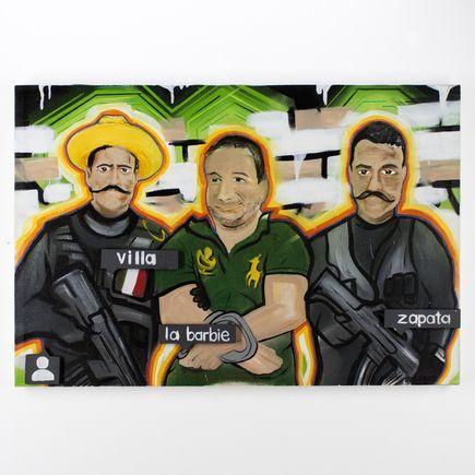 Freddy Diaz Original Art - Una Pal lg