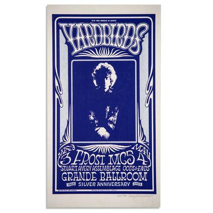 Gary Grimshaw Art - Yardbirds Silver Anniversary